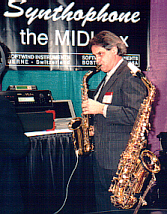 Martin Hurni at NAMM'96
